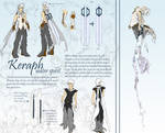 Character Sheet - Keraph