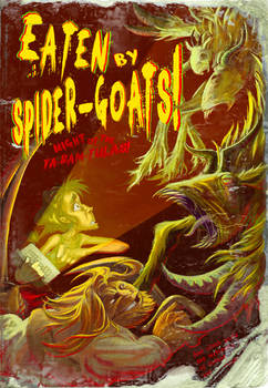 PF Cover - Spider-Goats