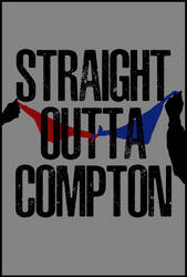 Straight Outta Compton by Jekko