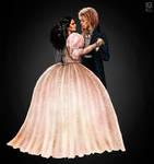 Ball- Jareth and Sarah