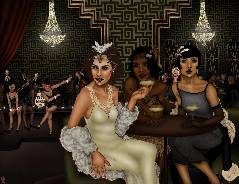 Prohibition by Gabriella92