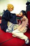 Hakuouki: Come with me.