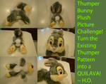 Thumper Bunny Pattern Challenge