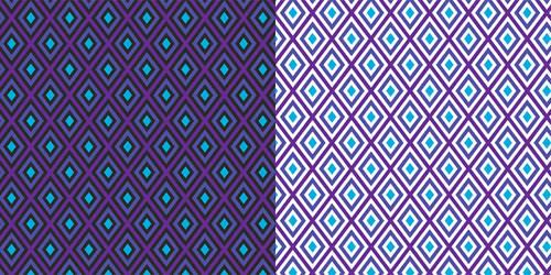 Geometric Patterns by akimboo