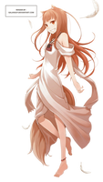 Holo Render - Spice And Wolf