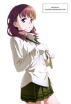 Mio Natsume Render - Just Because!