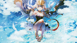 Altair/Gunpuku no Himegimi (Re:Creators) Wallpaper