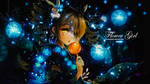 Gfx Wallpaper - Flower Girl