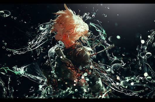 Saber (Artoria Pendragon) - Fate Series by galangcp