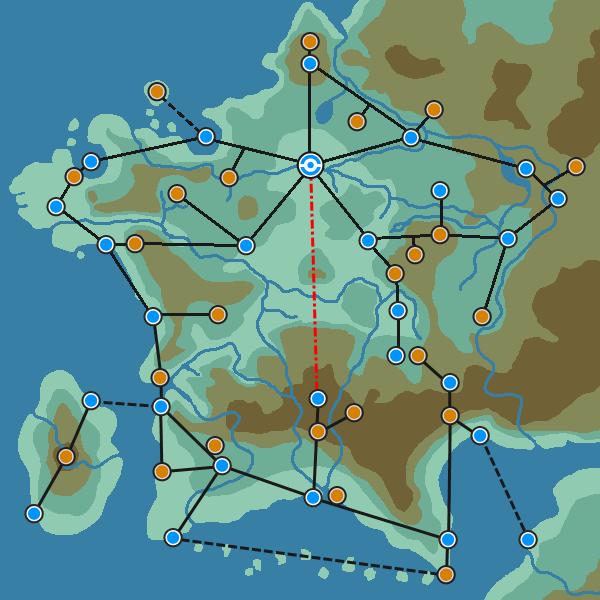 Présentation de Map : Kalos Region Pokemon X Y - YouTube