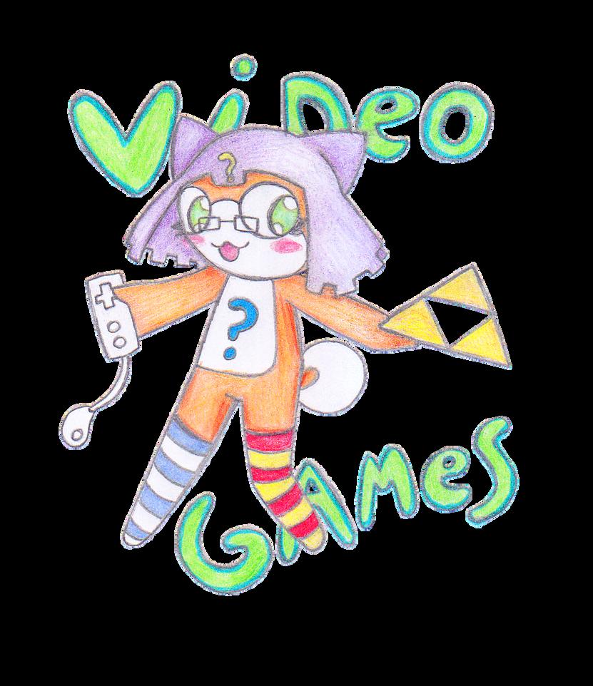 Video games! by JazzHands966