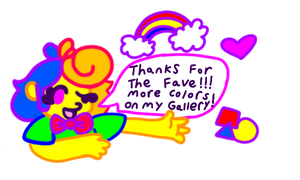 THANK YOU!!! by JazzHands-UwUr