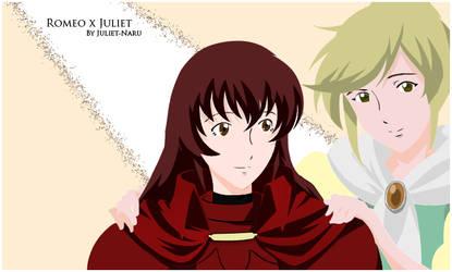 Juliet and Cordelia by Juliet-Naru