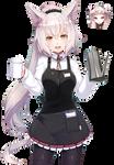 [Non-anime] Anime Girl Render