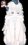 [KanColle] U-155 Submarine Render