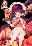 [Blend S] Sakuranomiya Maika Render