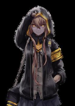 [Girls Frontline] UMP45 Render