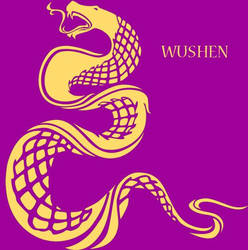 Shen Woo Snake by SimonGannon