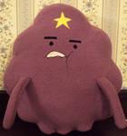 COM : Lumpy Space Princess plush
