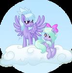 The Pegasi Twins