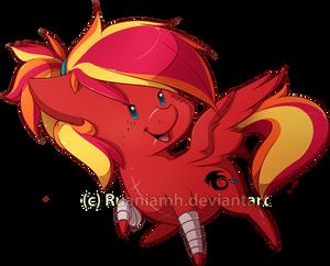 Comm : Cutie Fire Strike