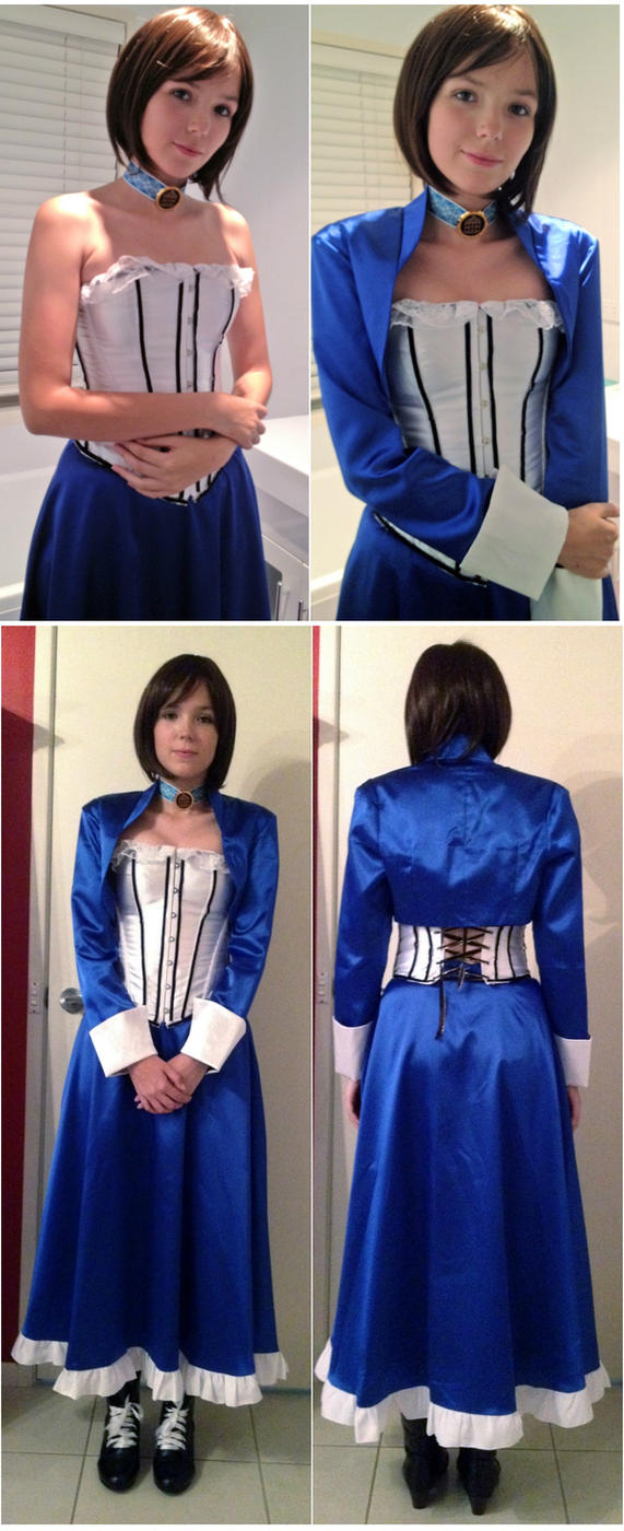 Elizabeth cosplay~ by Izzybella4