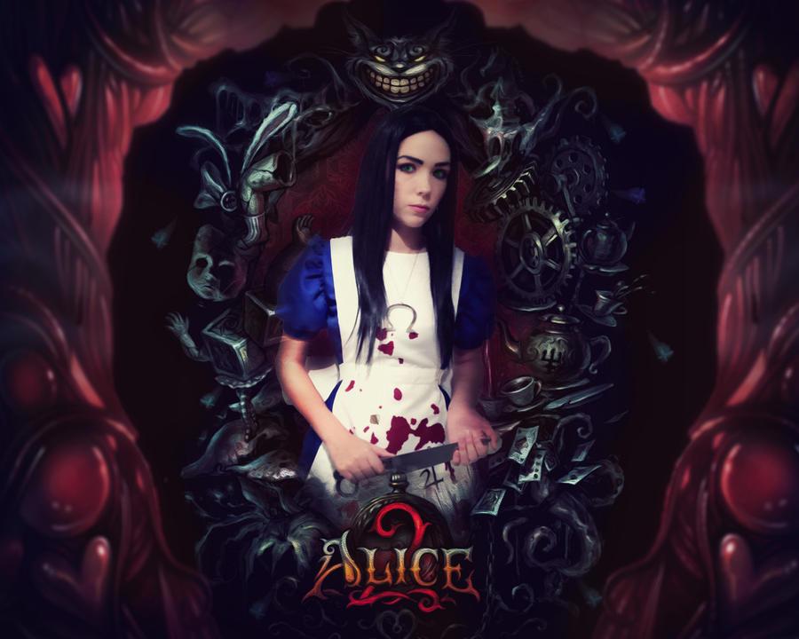 Alice 2 (Alice Madness Returns) by Izzybella4