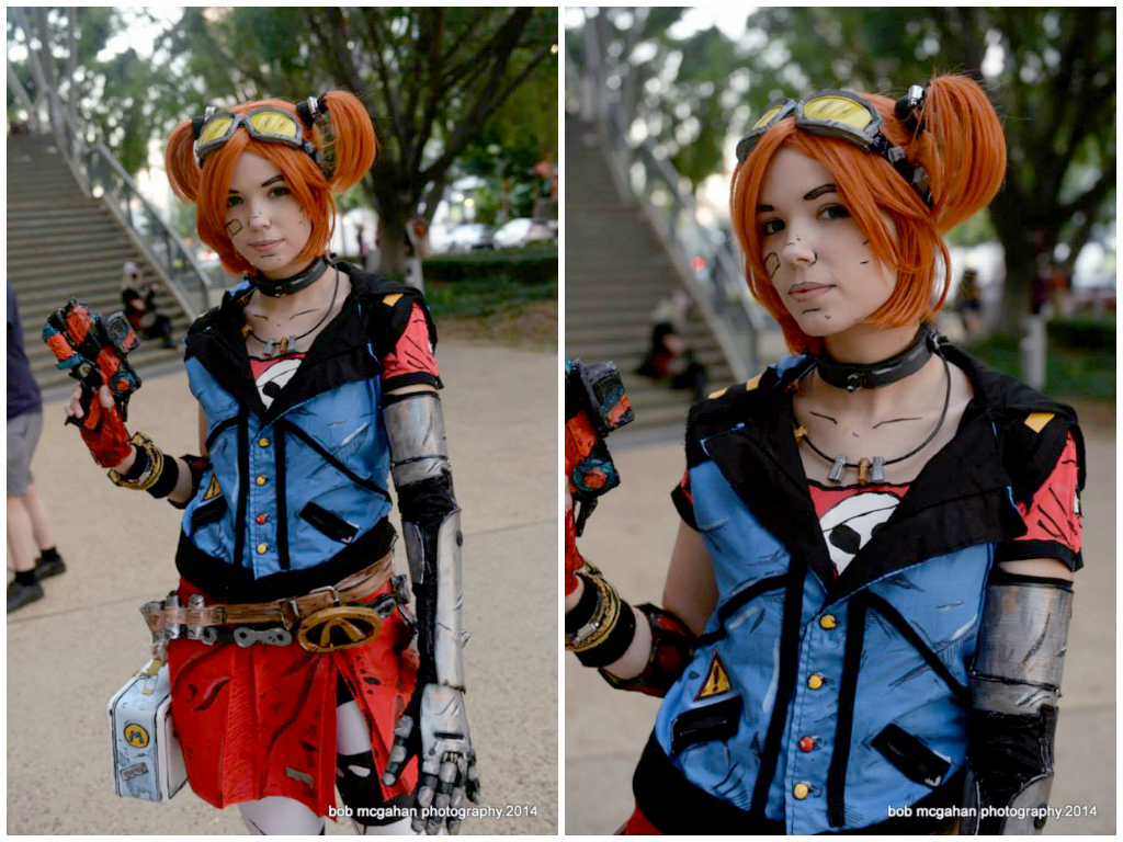 Gaige the Mechromancer by Izzybella4