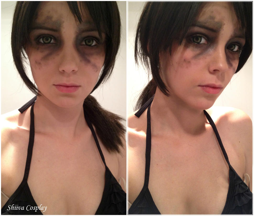 Quiet - Cosplay makeup test by Izzybella4