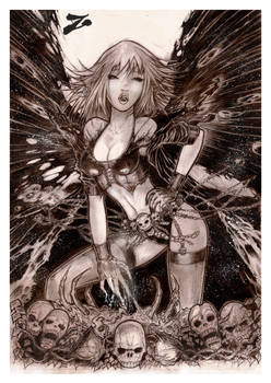 Godess Of Death