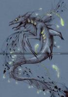 Leviathan - Mythology by Zellgarm