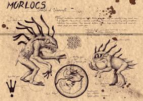 Murloc - World of Warcraft by Zellgarm