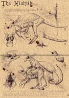 THE XISHIIK by Zellgarm