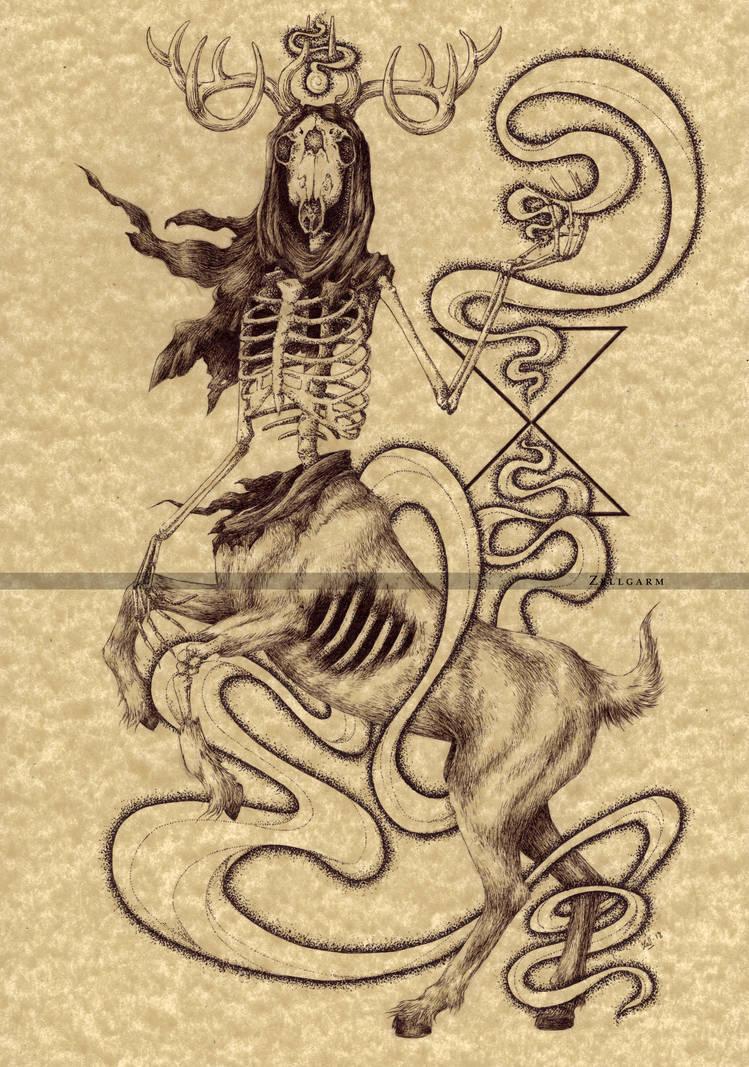 Death - Horsemen of the Apocalypse by Zellgarm