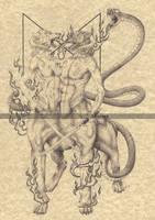 WAR - HORSEMEN OF THE APOCALYPSE by Zellgarm