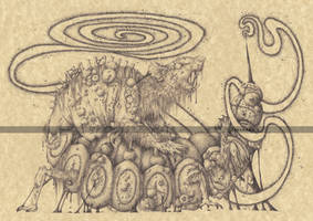PESTILENCE - HORSEMEN OF THE APOCALYPSE
