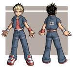Heely: Character Design