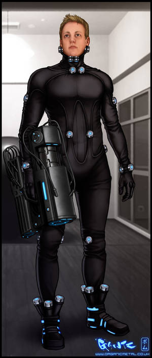 Gantz Cosplay Artwork