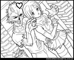 Zombie Love by Bomu