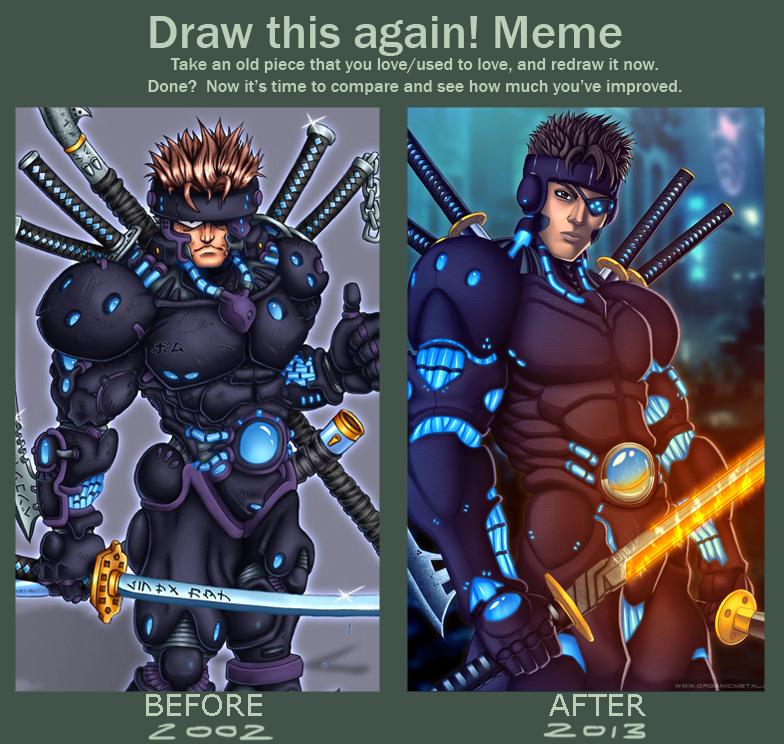 Draw this Again: Bengosha