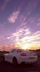 Mazda RX8 R3