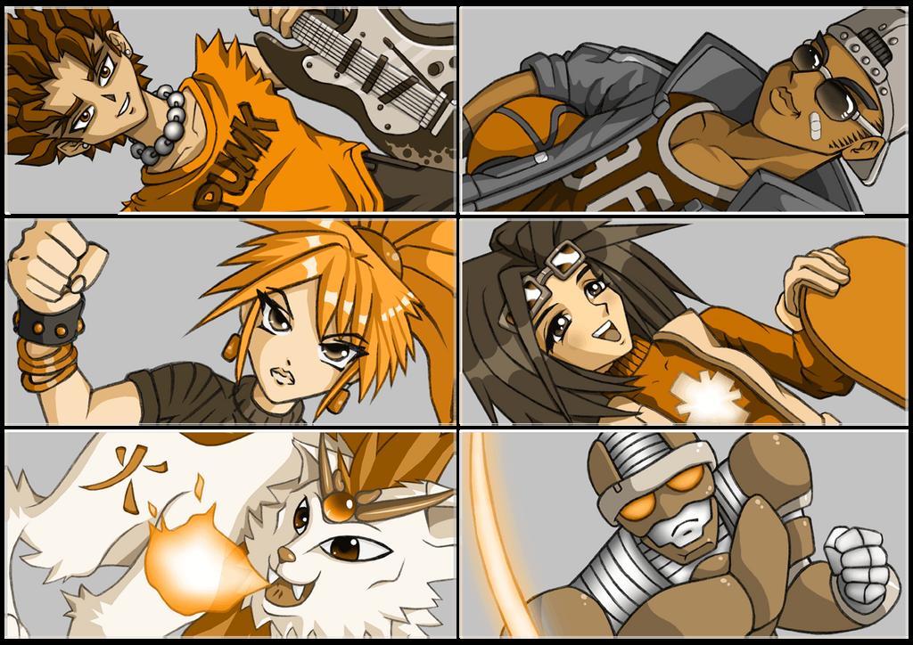 Drawing Manga - Promo Image by Bomu