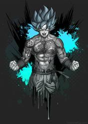 Goku's Tattoos