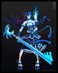 Kawa : Pirate Captain V2 by Bomu