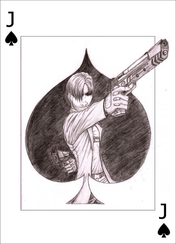 Jack of spades pee