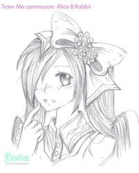 TM: Alice B Rabbit comm