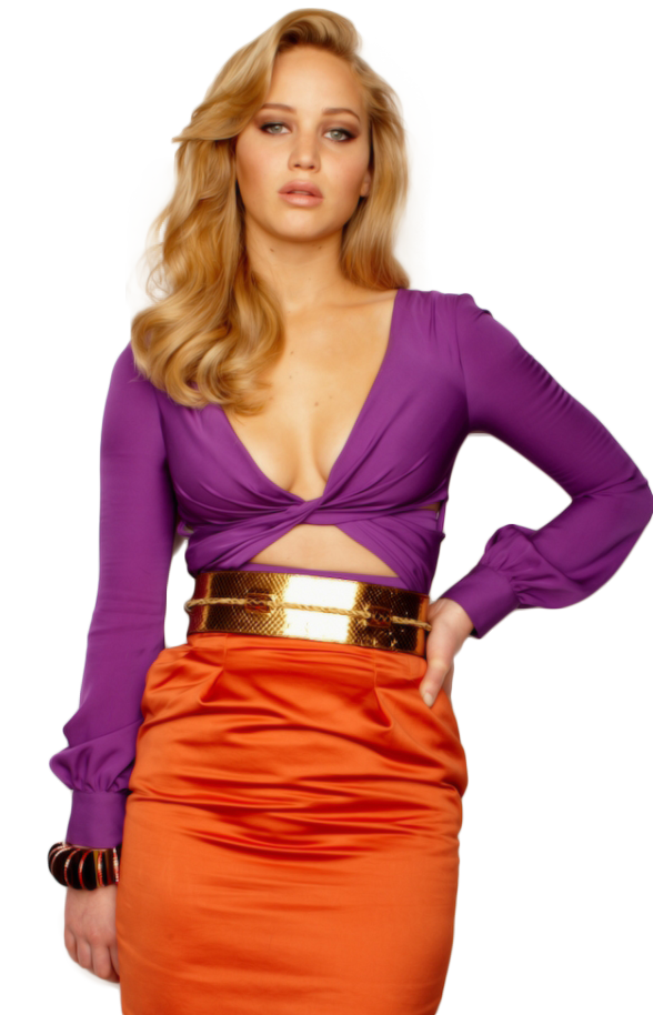 +Jennifer Lawrence png. by ComiendoCnNiall on deviantART