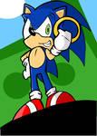 I love that Hedgehog