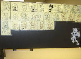 Work Mural
