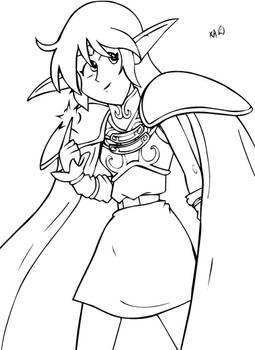 Deedlit Doodle 2